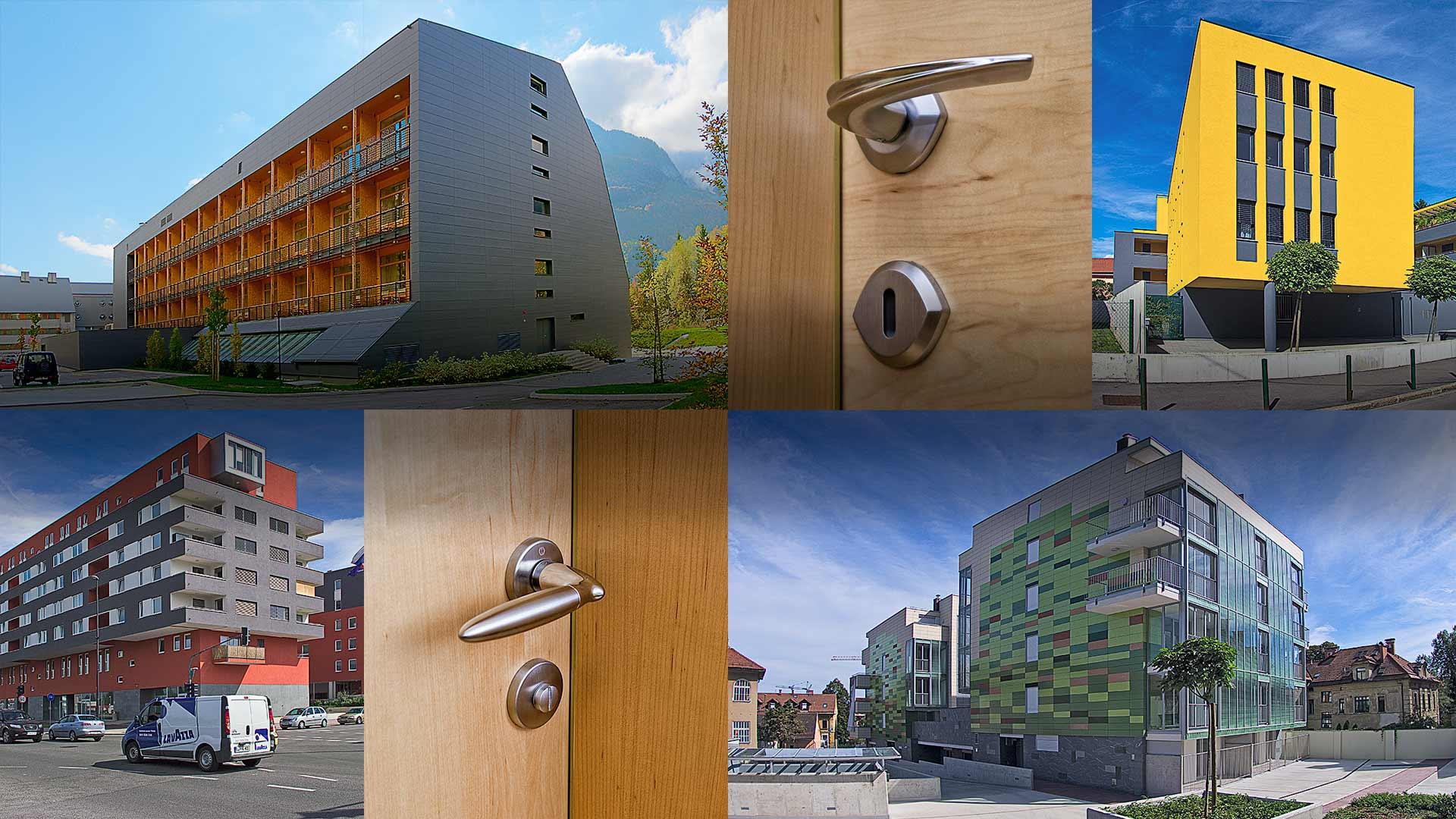 Poslovna Fotografija  Arhitektura