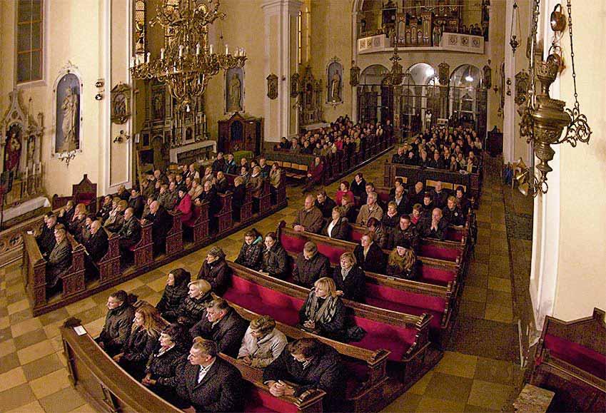 Poslovna Fotografija OOZ Bozicni Koncert  Skofja Loka