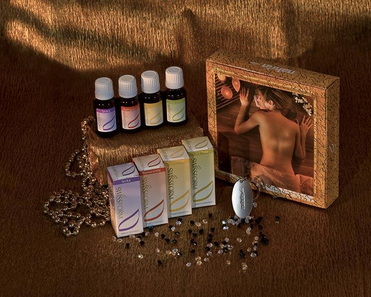 Poslovna Fotografija Nahrin Etericni Set
