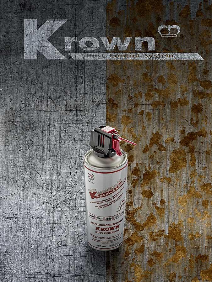 Studio Poslovna Fotografija Krown Spray